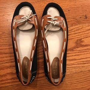 Cole Haan Boat Shoe, Navy